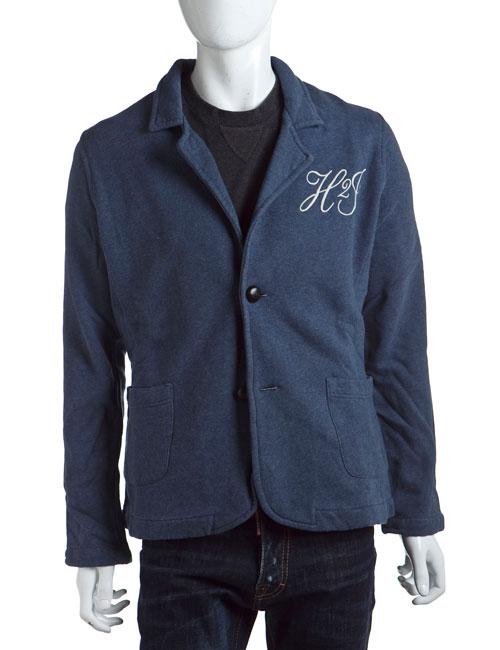 ハイドロゲン HYDROGEN ジャケット 2つボタン メンズ 110063 ブルー HYD値下