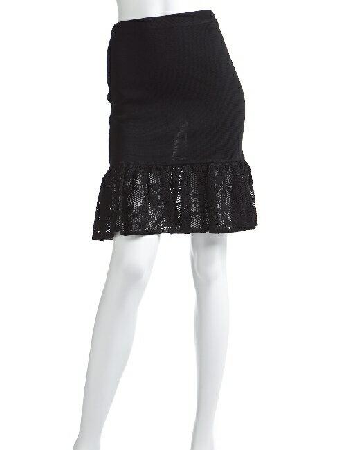ルシアンペラフィネ lucien pellat-finet ルシアンペラフィネ スカート レディース AF189 ブラック G-SALE アウトレット 目玉商品2