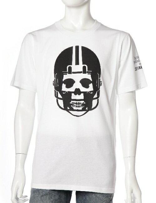 ルシアンペラフィネ lucien pellat-finet ルシアンペラフィネ Tシャツ メンズ EVH1732 ホワイト 目玉商品