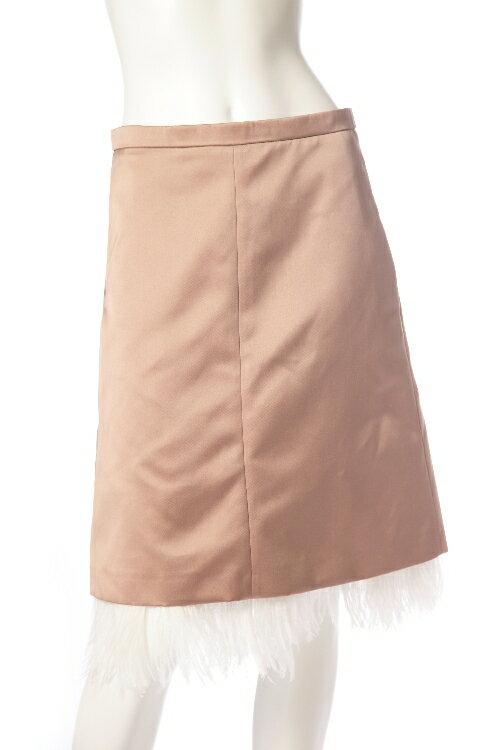 ヌメロヴェントゥーノ N°21 スカート レディース C042 5279 ピンク 送料無料 楽ギフ_包装