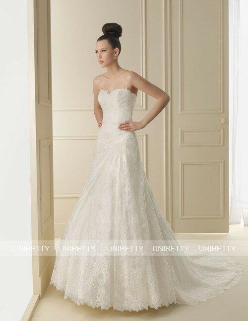ウェディングドレス サイズオーダー無料 オーダードレス ウエディング Aライン WEDDING DRESS 披露宴 演奏会 結婚式 二次会 WS2126