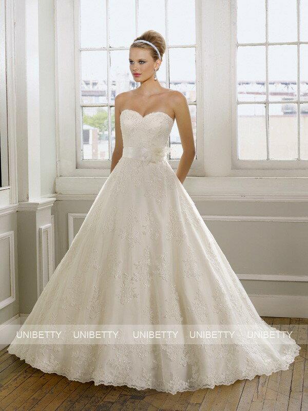 【送料無料】ウェディングドレス ウエディングドレス プリンセス オーダードレス 格安 披露宴 結婚式 二次会 WS0543