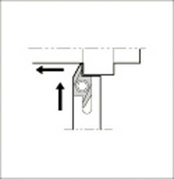 [京セラ]京セラ スモールツール用ホルダ AABSR1212JX40F[切削工具 旋削・フライス加工工具 ホルダー 京セラ(株)]【TC】【TN】【10P25Oct14】