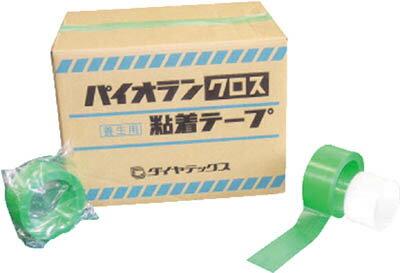 【取寄】[パイオラン]パイオラン コアレステープ Y09GR50CORELESS[環境安全用品 テープ用品 梱包用テープ ダイヤテックス(株)]【TC】【TN】