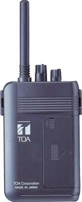 ※代引不可※[TOA]TOA 携帯型送信機(ツーピース型) WM1100[環境安全用品 安全用品・標識 トランシーバー TOA(株)]【TD】【TN】