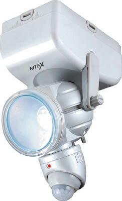 [ライテックス]ライテックス 乾電池式 3W LED センサーライト LED80[環境安全用品 防災・防犯用品 防犯用センサーライト (株)ムサシ]【TC】【TN】