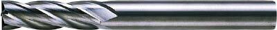 【三菱K】三菱 4枚刃超硬センタカットエンドミル(セミロング刃長) ノンコート 3.5mm C4JCD0350[三菱K 超硬エンドミル切削工具旋削・フライス加工工具超硬スクエアエンドミル]【TN】【TC】
