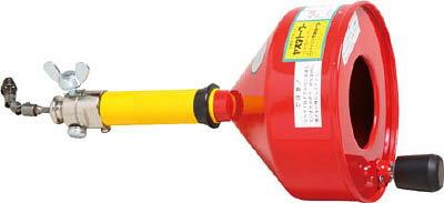【取寄】【ヤスダ】ヤスダ 排水管掃除機CR型ハンディ CR89[ヤスダ 掃除機作業用品水道・空調配管用工具排水管掃除機]【TN】【TC】