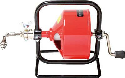 【取寄】【ヤスダ】ヤスダ 排水管掃除機F3型スタンド型 F3109[ヤスダ 掃除機作業用品水道・空調配管用工具排水管掃除機]【TN】【TC】