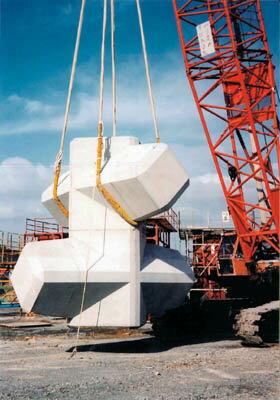 【取寄】【大洋】大洋 インカ ヘビーラウンドスリング 20t×2.0m HRS200X2[大洋 荷役金具工事用品吊りクランプ・スリング・荷締機ラウンドスリング]【TN】【TD】