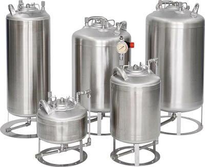 【取寄】【ユニコントロールズ】ユニコントロールズ ステンレス加圧容器 TM10B[ユニコントロールズ タンク物流保管用品ボトル・容器ステンレスタンク]【TN】【TD】