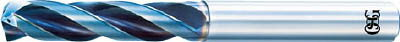 【OSG】OSG 超硬油穴付3枚刃メガマッスルドリル(内部給油タイプ) TRSHO3D13.1[OSG 超硬ドリル切削工具穴あけ工具超硬コーティングドリル]【TN】【TC】