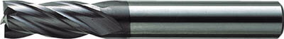 【三菱K】三菱K ミラクル超硬エンドミル VC4MCD1800[三菱K ミラクルエンドミル切削工具旋削・フライス加工工具超硬スクエアエンドミル]【TN】【TC】