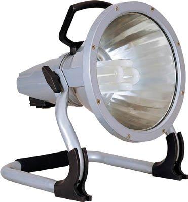 日動 ラッパライト45 蛍光ライト 45W 床置きタイプ FLR-45S-5ME