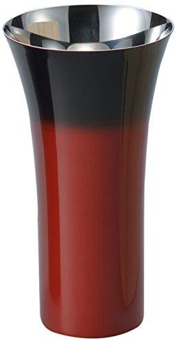 アサヒ 漆麿(シーマ) 伝統工芸士 荒川文彦作 赤彩シングルカップL SCS-L602
