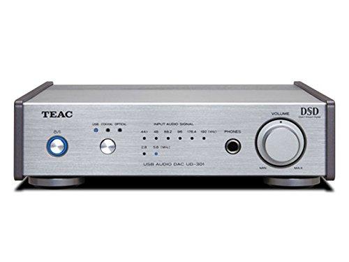 ティアック デュアルモノーラルUSB-DAC Reference UD-301-SP (シルバー) UD-301-SP/S