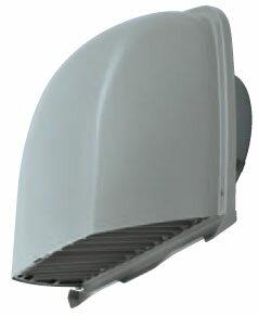 メルコエアテック 換気扇 【AT-200FWSD6-BL3M】 外壁用(ステンレス製) 深形フード(ワイド水切タイプ)BL品|縦ギャラリ・網 防火ダンパー付(72℃) [新品]【RCP】