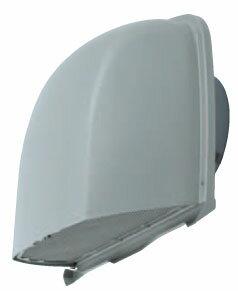 メルコエアテック 換気扇 【AT-300FNS5】 外壁用(ステンレス製) 深形フード(ワイド水切タイプ)|網 [新品]【RCP】
