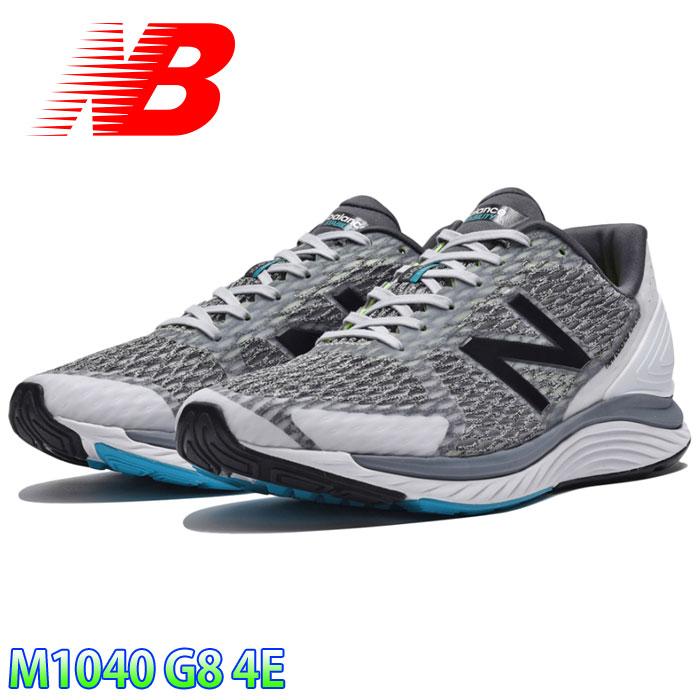 NEW BALANCE メンズ ランニングシューズ スニーカー M1040 G8 4E ワイド ニューバランス 男性用 運動靴