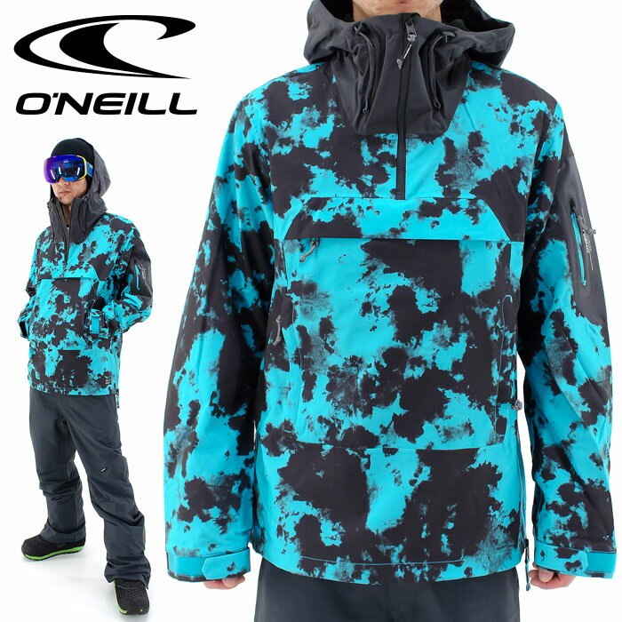 スノボジャケット オニール プルオーバージャケット メンズ スノーボード O'NEILL スノージャケット 646103