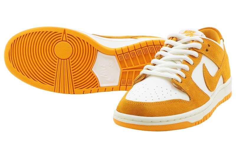 NIKE SB ZOOM DUNK LOW PROナイキ SB ズーム ダンク ロー プロCircuit Orange/White