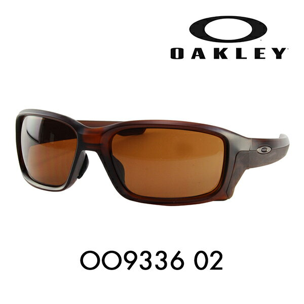 オークリー ストレートリンク サングラス OO9336-02 OAKLEY アジアフィット STRAIGHT LINK  メガネフレーム 伊達メガネ 眼鏡