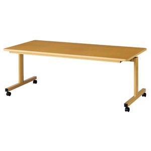【メーカー直送】 MTM-1690 マキライフテック 組立式 跳ね上げ式テーブル 160幅【smtb-k】【ky】
