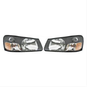 全国配送無料 スバル フォレスター ヘッドライト Subaru Forester 03-04 Headlights Headlamps Pair Set Left Lh & Right Rh  スバルフォレスター03-04ヘッドライトヘッドランプペアセット左Lhの&右のRh