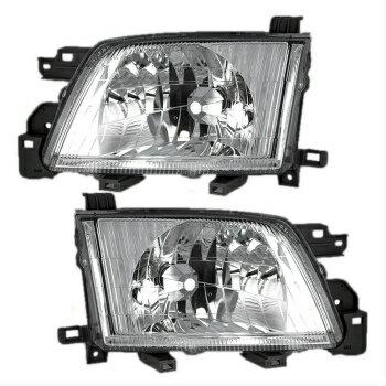 超特価 スバル フォレスター ヘッドライト New Pair Set Headlight Headlamp Lens Assembly for 2001-2002 Subaru Forester  2001-2002スバルフォレスターのための新しいペアセットヘッドライトヘッドランプレンズアセンブリ