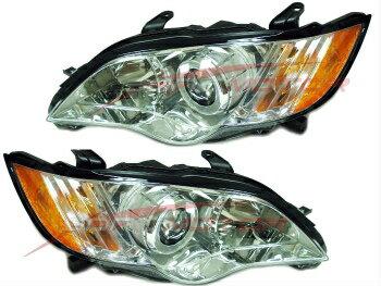 40%OFF スバル レガシー ヘッドライト 2008-2009 Subaru Legacy Head Lights Lamps Driver & Passenger Side LH+RH  2008-2009スバルレガシィヘッドライトランプドライバー&助手席側LH + RH