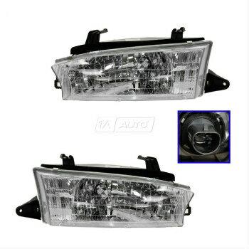 みんなの大好きな スバル レガシー ヘッドライト Headlights Headlamps Left & Right Pair Set NEW for 97-99 Subaru Legacy  ヘッドライトヘッドランプ左右ペアセットNEW 97?99スバルレガシィ用
