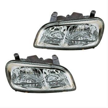 海外販売 トヨタ RAV4 ヘッドライト 98-00 TOYOTA RAV-4 HEADLIGHTS FRONT LAMPS PAIR SET  98から00 TOYOTA RAV-4ヘッドライトフロントLAMPSペア集合