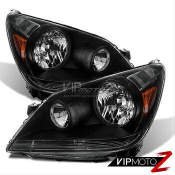 幅広い品 ホンダ オデッセイ ヘッドライト 2005-2006-2007 Honda Odyssey Van Black [JDM VIP STYLE] Front Headlight Assembly  2005-2006-2007ホンダオデッセイヴァンブラック[JDM VIP STYLE]フロントヘッドライトアセンブリ