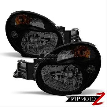 の圧倒的な品質 スバル インプレッサ ヘッドライト 2002-2003 Subaru Impreza S202 WRX STI JDM Black Smoke Tinted Headlights Headlamp  2002-2003スバルインプレッサS202 WRX STI JDMブラックスモークティンテッドヘッドライトヘッドランプ