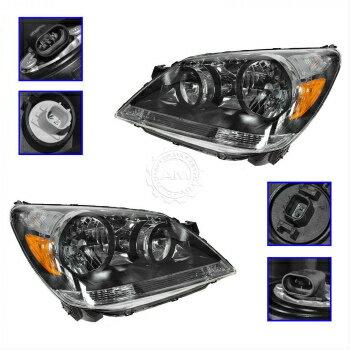 定番 ホンダ オデッセイ ヘッドライト Headlights Headlamps Left & Right Pair Set NEW for 05-07 Honda Odyssey   ヘッドライトヘッドランプ左右ペアセットNEW 05-07ホンダオデッセイ用