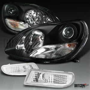 卸売オンライン用 ベンツ ヘッドライト BLACK 00-05 BENZ W-220 S-CLASS PROJECTOR BLACK HEADLIGHTS+CLEAR BUMPER LAMPS  BLACK 00-05 BENZ W-220 S-CLASS PROJECTOR BLACKヘッドライト+ CLEAR BUMPER LAMPS