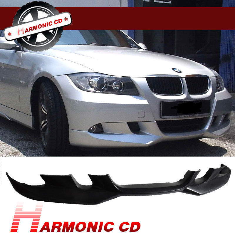 USパーツ FIT FOR 06-08 BMW E90 325 328 330 335 4DRフロントバンパーリップAC-STYLE URETHANE FIT FOR 06-08 BMW E90 325 328 330 335 4DR FRONT BUMPER LIP AC-STYLE URETHANE