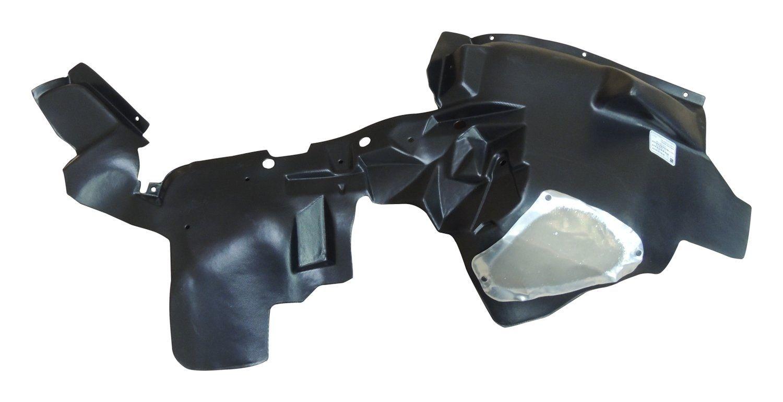 USワイドフェンダー クラウンオートモーティブ55157116AHフェンダーシールド07-17ラングラー(JK) Crown Automotive 55157116AH Fender Shield Fits 07-17 Wrangler (JK)