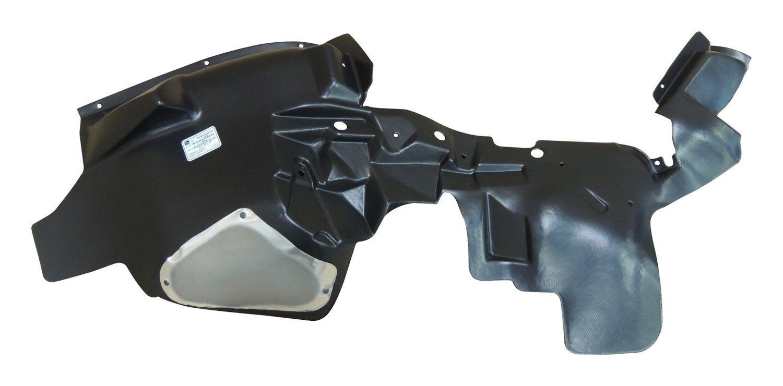 USワイドフェンダー クラウンオートモーティブ55157117AHフェンダーシールドは07-17ラングラー(JK)に適合 Crown Automotive 55157117AH Fender Shield Fits 07-17 Wrangler (JK)