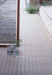 掛川織い草カーペット 最上川(もがみがわ) 江戸間2畳 174×174cm