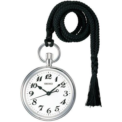 セイコー・鉄道時計 【SEIKO SVBR001 懐中時計 ギフト プレゼント 見やすい 文字盤】【送料無料】