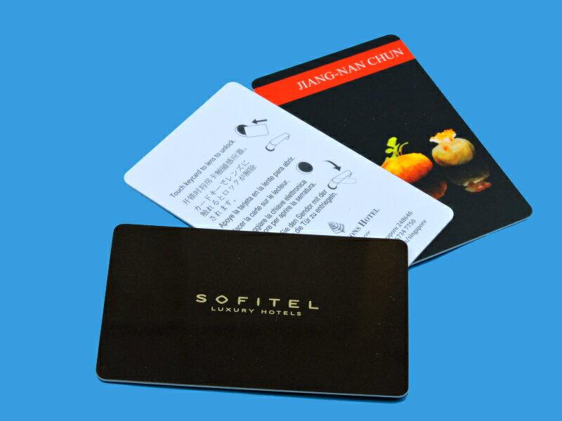 【I-CODE SLI】ISO-15693/周波数帯13.56MHz RFID 印刷付ICカード PVC 1000枚(140円/枚)