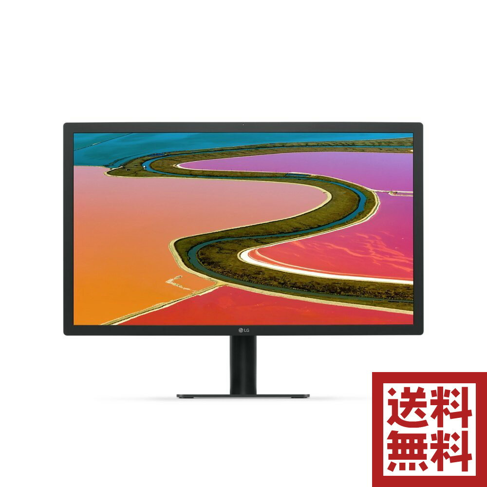 LG UltraFine 4K Display 21.5インチ 4,096 x 2,304 Thunderbolt 3 USB-C IPSパネル P3広色域 500cd/m2 Apple MacBook Pro対応