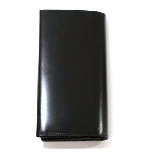 國鞄(コクホー)國鞄シリーズ 3つ折 長財布(カード28枚収納可能)ブラック No2286BK 送料無料
