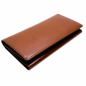 國鞄(コクホー)國鞄シリーズ 3つ折 長財布(カード28枚収納可能)チョコ No2286CK 送料無料