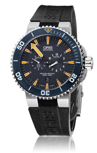 オリス 腕時計 ORIS Aquis Tubbataha Limited Edittion (アクイス トゥバタハ リミテッドエディション) ブレス 749.7663.71.85 【オリス 時計】 送料無料