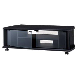 【送料無料】マットブラックの定番ハヤミ工産(HAYAMI)TIMEZBSシリーズ32v~42v型対応ローポジションテレビ台tv-bs100l 【代引不可】【同梱不可】