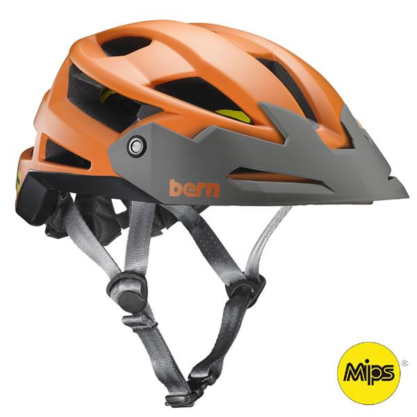 バーン Bern FL-1 XC MIPS Matte Burnt Orange [ヘルメット][自転車][バイク][スポーツ][メンズ][2017年モデル][9/22 13:59まで ポイント10倍]
