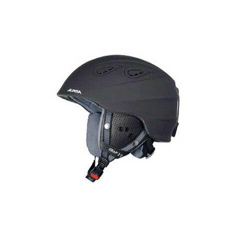 アルピナ(ALPINA) 2016-2017 GRAP 2.0 A9085 233 ヘルメット ブラックマット (Men's、Lady's)
