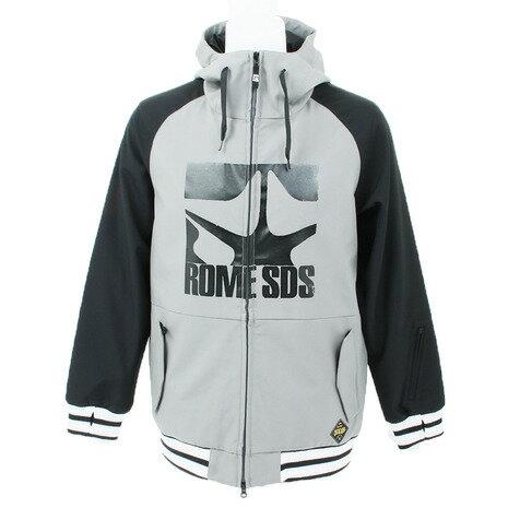 ローム SDS JK 17-18 21017307 BKLGR メンズ ジャケット ボードウエア (Men's)